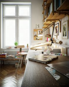 In Order To Feed Inspiration Into The Place Where You Most Need To Feel  Inspired, We Have Collected Together These Wonderful Home Offices And Work  Spaces To ...