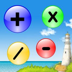Best fun and educational math fact apps for elementary school kids.