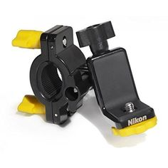 Nikon Bike Mount and Handlebar Mount For Nikon COOLPIX AW100 AW110 AW120 AW130 Waterproof Digital Camera *** Learn more by visiting the image link.