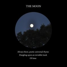 poems about the moon with images to share - Google Search