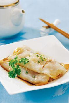 Rice noodles roll #Noodles #Dinner #Pasta