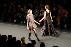 BERLIN FASHION WEEK AW 13/14: LENA HOSCHEK | bevogued blog