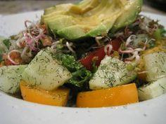 Dill Veggie Salad