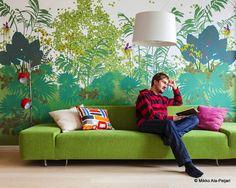 gorgeous Finnish apartment