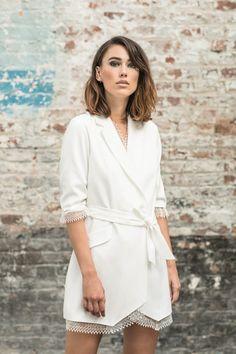 018 | Little White Dress | Rime Arodaky