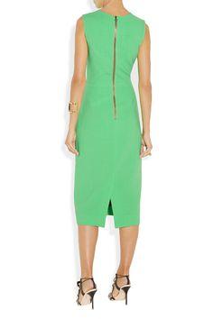 Roksanda Ilincic Tilton wool-blend dress NET-A-PORTER.COM