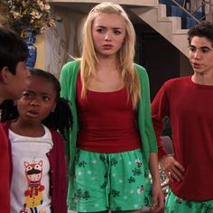 Outfit worn by Emma Ross in Jessie!
