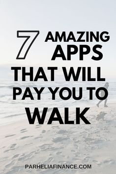 7 Amazing Apps That Pay You To Walk Interested in apps that make you money? Here are apps that pay y Make Money Today, Make Money Fast, Make Money From Home, Make Money Online, Online Work From Home, Work From Home Jobs, Apps That Pay You, Money Matters, Money Management