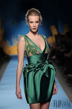 Mireille Dagher İlkbahar-Yaz 2014 - Couture