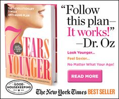 Anti Aging - How to Look Younger - 7 Years Younger