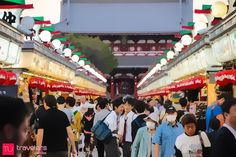 Asakusa temple - Things to do in Tokyo Japan