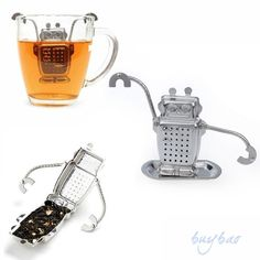 Like and Share if you want this  Brand New Cute Robot Tea Strainers     Tag a friend who would love this!     FREE Shipping Worldwide     Buy one here---> https://musthaveitems.net/brand-new-cute-robot-tea-strainers/