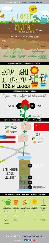L'e-commerce può far crescere le esportazioni italiane [infografica]? – Internet Manager Blog