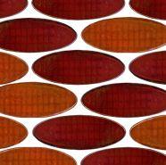 Cherry Elipse Glass