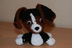 Beagle na szydelku http://lapetitecrocheterie.wordpress.com/2014/02/22/beagle/