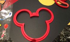 Disney Cruise Door Magnets - Use our Mickey Pancake Mold