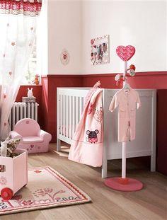 Perchero 'ratoncita' para la habitación del bebé.