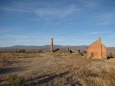 Pioche, Nevada Mill