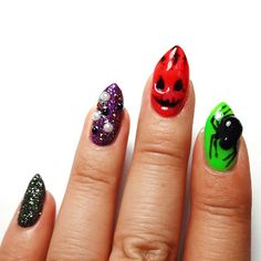 Lacquered Lawyer | Nail Art Blog: Halloween Hype