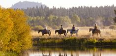 Casual Family Weekend in Sunriver  http://village-properties.com, 1-800-SUNRIVER.