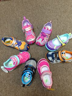 Perfect shoes for kids @shoetreekids on instagram.  We are located in the Glendale Galleria and Burbank Town Center