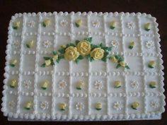 Sheet cake idea
