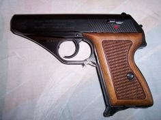 .380 Mauser HScLoading that magazine is a pain! Get your Magazine speedloader today! http://www.amazon.com/shops/raeind