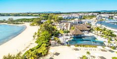 Located at Haute Rive directly on the beach of Rivière du Rempart Radisson Blu Azuri Resort & Spa offers 2 outdoor pools. Mauritius Hotels, Mauritius Island, Outdoor Pool, Outdoor Decor, Spa Offers, Great Hotel, Luxury Apartments, Private Pool, Resort Spa