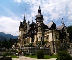 Castles featured in movies: Part I