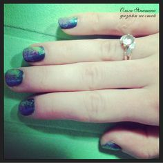 Космос #nail #nails #ногти #маникюр #рисунок #nailart #art #naildesign #design #nailstyle #style