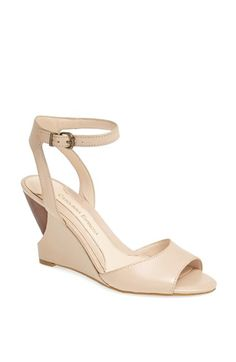 Carolinna Espinosa 'Oakland' Wedge Sandal available at #Nordstrom