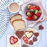I'm still obsessing over this fabulous breakfast because chocolate + strawberries + bananas NEVER GETS OLD. Also, #coffee for lyfe, kids. ✨⭐️ HEADS UP >> I've got a giveaway planned for you in the next couple of days. Hint, if you love #coconutoil you don't want to miss it ⭐️✨ . . . . . #whattheforkfoodblog #chocolate #chocoholic #nutella #breakfast #breakfastinbed #breakfastclub #breakfastlover #breakfastofchampions #coffeeholic #chocolateloversclub @chocolateloversclub #glutenfree…