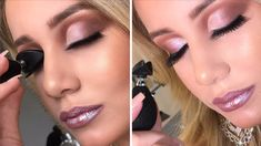 The eye shadow stamp 5 million people are obsessed with will break your heart Makeup News, Beauty News, Cut Crease, Septum Ring, Eyeshadow, Lipstick, Jewelry, Shades, Eye Shadow