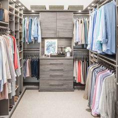 Inspired Closets | Custom Closet Inspiration | Closet And Décor Ideas