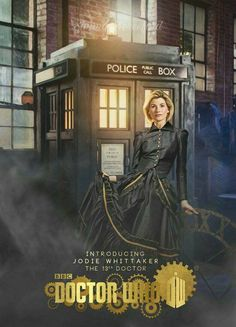 Finally we have a female doctor! I've been waiting for this day since I started watching Doctor Who! And I don't care about all those sexist men who say she shouldn't be the Doctor because women can do anything and darn it they can even be The Doctor
