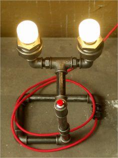 Double tube lamp primaelectro lighting pinterest keyboard keysfo Gallery