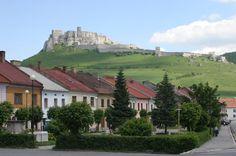 Szepesváralja, Szepes vára, Felvidék, Szlovákia (Fotó: Jan Madaras)