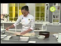 PASTEL OPERA-  La Hora del Te- Chf.  Paulina Abascal, para El Gourmet.com