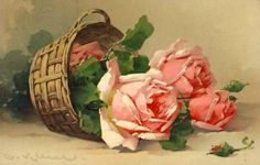 Melly: Catharina Klein - Trandafiri