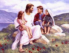 Suffer unto me the little children...