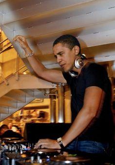 Go DJ! ;-)