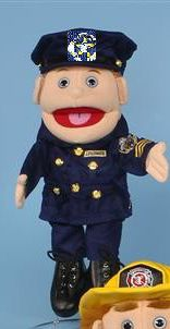 Sunny Toys 14 MomPolicewoman Glove Puppet ** For more information, visit image link.
