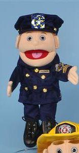 Policewoman Glove Puppet -  http://www.puppetgifts.com/people-puppets/people-glove-puppets/policewoman-glove-puppet.html