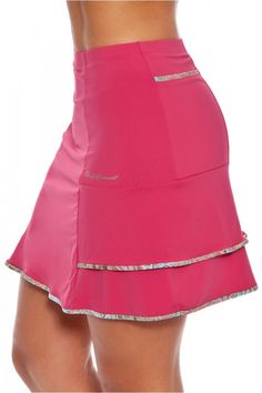 A-Line Deco Pull On Golf Skort: golf skort, golf skort, ladies golf skort : FREE SHIPPING on orders over $75