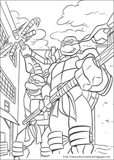 Free TMNT Raphael coloring sheet to print out | Superheroes Coloring ...