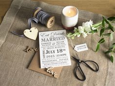 The cutest wedding invites for all your important guests