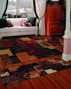With runners and smaller sized rugs available, you can coordinate your whole house! http://www.menards.com/main/flooring/area-rugs-mats-runners/decorative-area-rugs/united-weavers-genesis-cha-cha-area-rug-53x76/p-1860106-c-6514.htm?utm_source=pinterest&utm_medium=social&utm_campaign=interestinginteriors&utm_content=area-rug&cm_mmc=pinterest-_-social-_-interestinginteriors-_-area-rug
