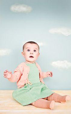 KIEKEBOE Jurk AlmaFred & Ginger kinderkleding en babykleding
