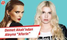 Aleyna Tilki, Demet Akalın'dan aferin aldı #demetakalın #aleynatilki #aferin