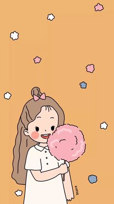 Cute Pastel Wallpaper, K Wallpaper, Kawaii Wallpaper, Cute Wallpaper Backgrounds, Wallpaper Iphone Cute, Pretty Wallpapers, Aesthetic Iphone Wallpaper, Disney Wallpaper, Cute Art Styles